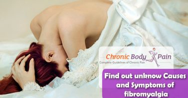 Causes symptoms of fibromyalgia