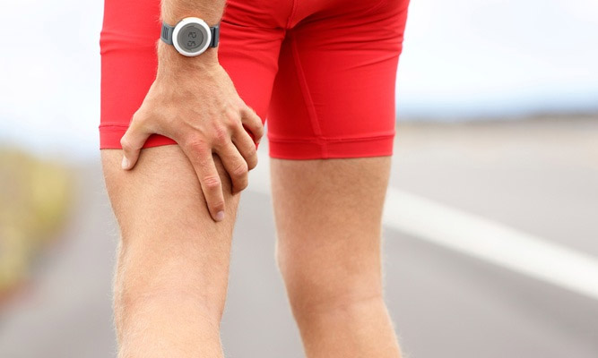 types of muscle cramps