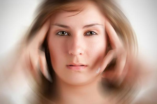 What are the causes of fibrofog