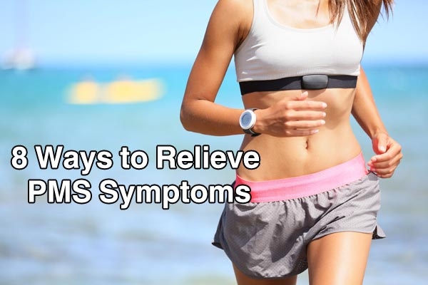8 Ways to Relieve PMS Symptoms