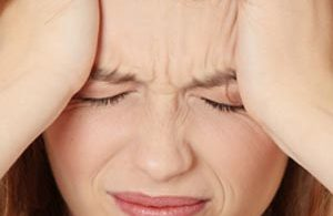 Chronic headaches could be caused by an entrapped nerve