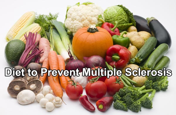 Diet to Prevent Multiple Sclerosis