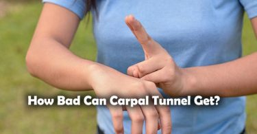How Bad Can Carpal Tunnel Get?