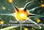 How to know if you're experiencing neuropathy