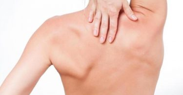 Spine Pain between your shoulder blades