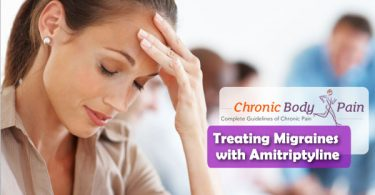 amitriptyline and migraines