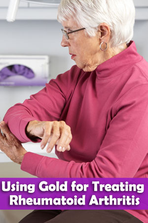 Gold Treatments for Rheumatoid Arthritis
