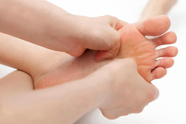How to Get Rid of foot Cramp