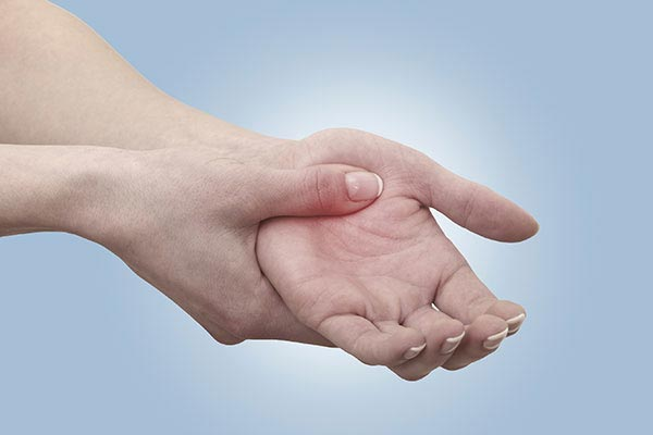 What is paresthesia of skin